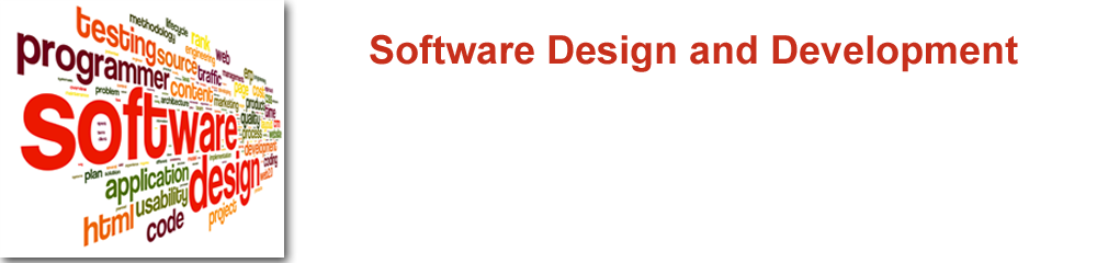 Software Design, Software Development,Web Sites, Web Applications, Cloud Applications