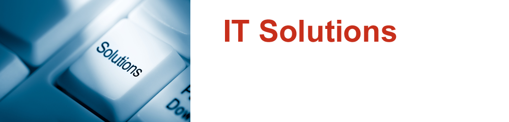 IT Solutions that make sense